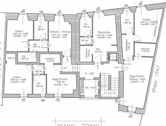 Housing Sociale: proseguono i lavori per la ristrutturazione della palazzina di Pedrengo. Completiamo entro luglio!