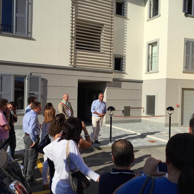 18 settembre: inaugurati gli appartamenti di Housing Sociale