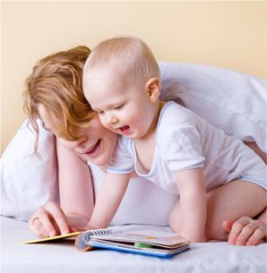 Il bambino parla poco: Leggiamogli tante storie