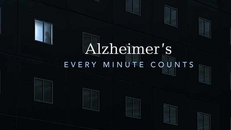 Alzheimer: every minute counts