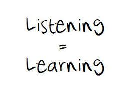 L'arte di ascoltare: per spostare l'attenzione da se stessi all'altro. Una serata di formazione in Borgo Palazzo, 130