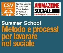 """Summer School """"Metodi e processi per lavorare nel sociale"""""""