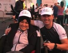 Una delegazione della Cooperativa Progettazione alla Maratona di Dubai