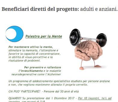 """Solo il 37% allena il cervello: le """"palestre"""" di Progettazione per tenerlo in forma."""