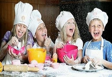 Corso di pasticceria per bambini
