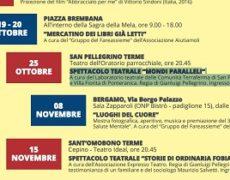 Dalla Giornata Internazionale al Mese della Salute Mentale: manifestazioni e iniziative in Valle Brembana