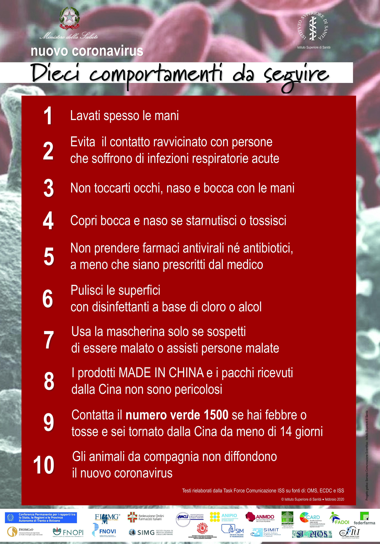 Decalogo in Italiano