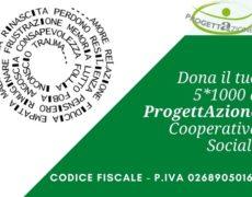 I 5 Buoni Motivi per i quali firmare e devolvere il 5×1000 alla Cooperativa Sociale Progettazione.