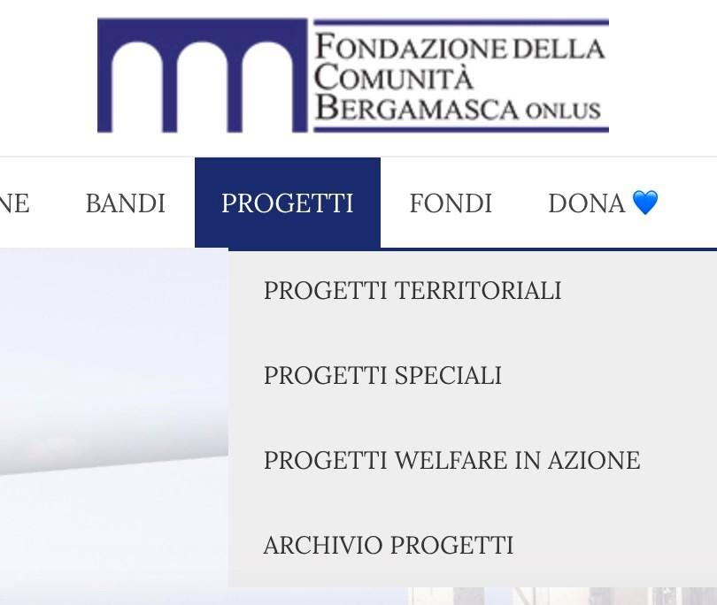 """Fondazione Comunità Bergamasca finanzia un progetto socio-saniario  per """"Interventi riabilitativi per persone colpite da Covid-19"""""""