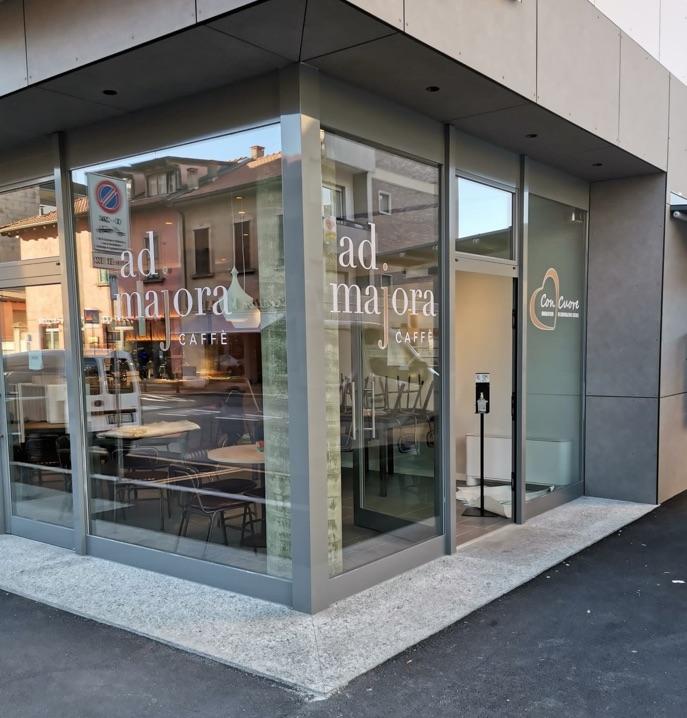 Ad Majora: è un presidio solidale il nuovo bar di via Angelo Maj 30, a Bergamo.