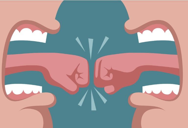 """DIRE, FARE e ASCOLTARE  """"Parlare è un mezzo per esprimere se stessi agli altri, ascoltare è un mezzo per accogliere gli altri in se stessi."""""""
